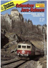 EJ Schweizer Jura-Bahnen