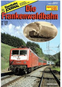 EJ Die Frankenwaldbahn