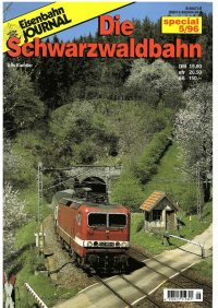 EJ Die Schwarzwaldbahn