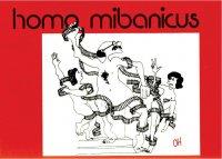 MIBA Comic Home Mibanicus