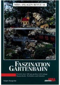 MIBA Buch Faszination Gartenbahn