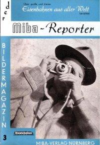 MIBA Reporter 3 Bildermagazin