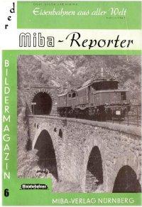 MIBA Reporter 6 Bildermagazin
