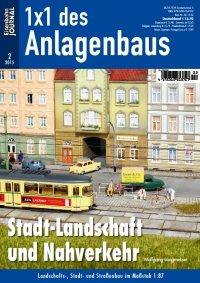 Stadtlandschaft und Nahverkehr