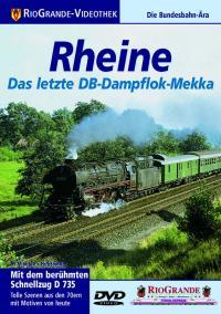 Rheine - Das letzte DB-Dampflok-Mekka