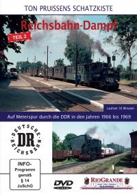 Reichsbahn-Dampf - Teil 2