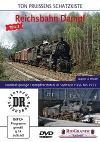 Reichsbahn-Dampf - Teil 3