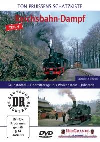 Reichsbahn-Dampf - Teil 4