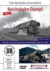 Reichsbahn-Dampf - Teil 5