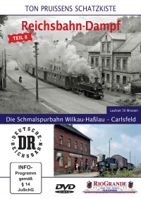 Reichsbahn-Dampf - Teil 8