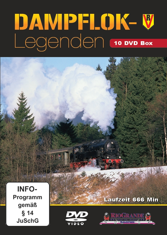 10 DVD Box
