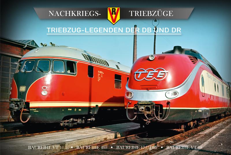 Triebzug-Legenden der DB und DR