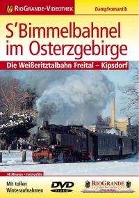 S´ Bimmelbahnel im Osterzgebirge