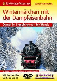 Wintermärchen mit der Dampfeisenbahn