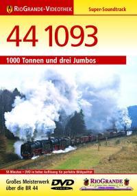 44 1093 - 1000 Tonnen und drei Jumbos