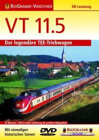 VT 11.5 - Der legendäre TEE - Triebwagen