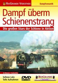 Dampf überm Schienenstrang