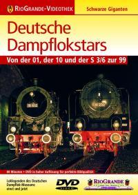 Deutsche Dampflokstars