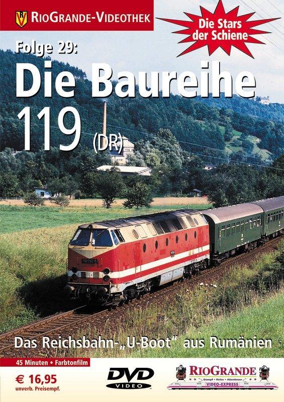 Die Baureihe 119