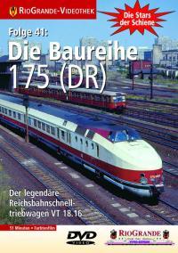 Die Baureihe 175 (DR)