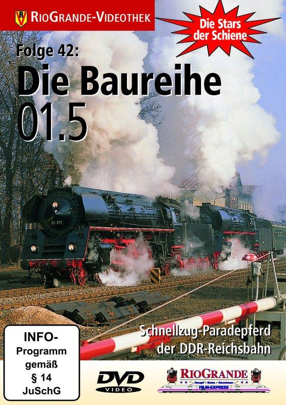 Die Baureihe 01.5
