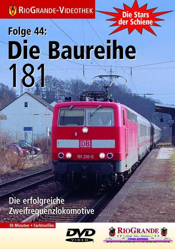 Die Baureihe 181