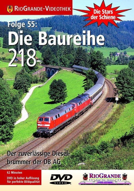 Die Baureihe 218