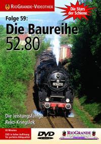 Die Baureihe 52.80