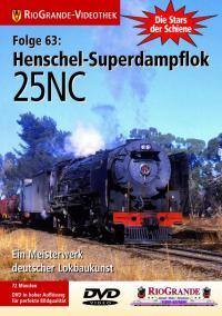 Henschel-Superdampflok 25NC