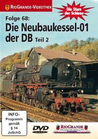 Die Neubaukessel-01 der DB - Teil 2