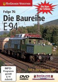 Die Baureihe E 94 - Teil 1: Die Legende lebt