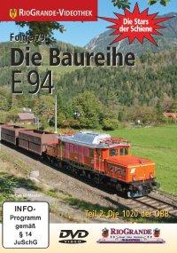 Die Baureihe E 94 - Teil 2: Die 1020 der ÖBB