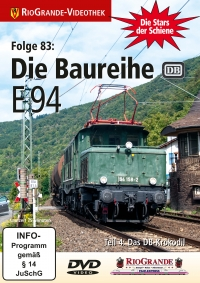 Die Baureihe E 94