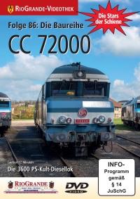 Die Baureihe CC 72000