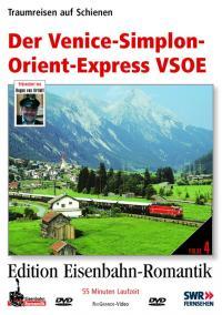 Der Venice-Simplon-Orient-Expreß
