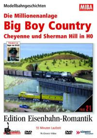 Big Boy Country in H0