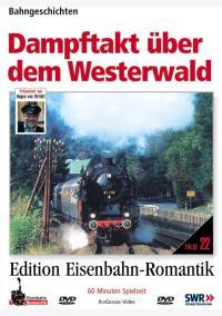 Dampftakt über dem Westerwald