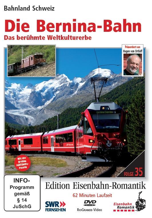 Die Bernina-Bahn