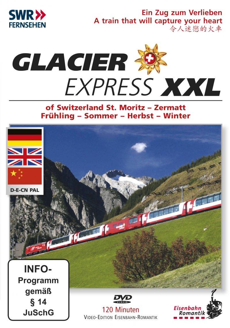 Glacier Express XXL