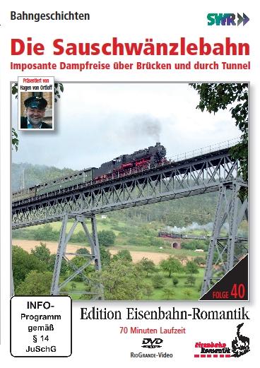 SWR Edition Eisenbahn-Romantik