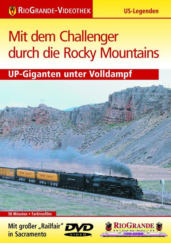 Mit dem Challenger durch die Rocky Mountains