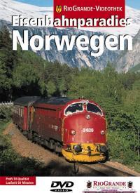 Eisenbahnparadies Norwegen