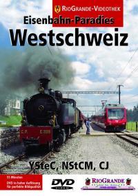 Eisenbahn-Paradies Westschweiz