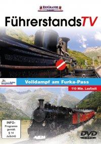 Volldampf am Furka-Pass