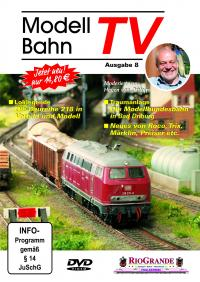 ModellbahnTV - Ausgabe 8