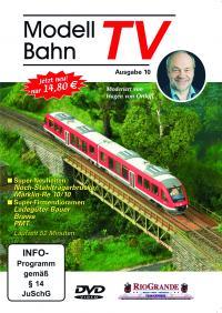 ModellbahnTV - Ausgabe 10
