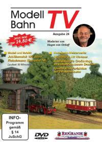 ModellbahnTV - Ausgabe 24
