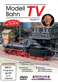ModellbahnTV - Ausgabe 31