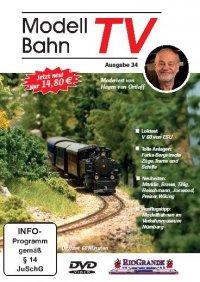 ModellbahnTV - Ausgabe 34