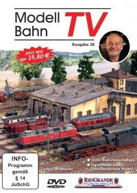 ModellbahnTV - Ausgabe 36